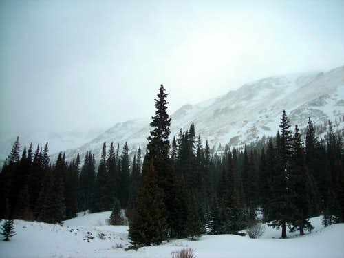 South Arapaho Winter Solo