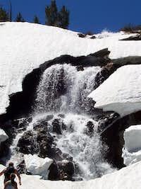 Galena Creek Waterfall