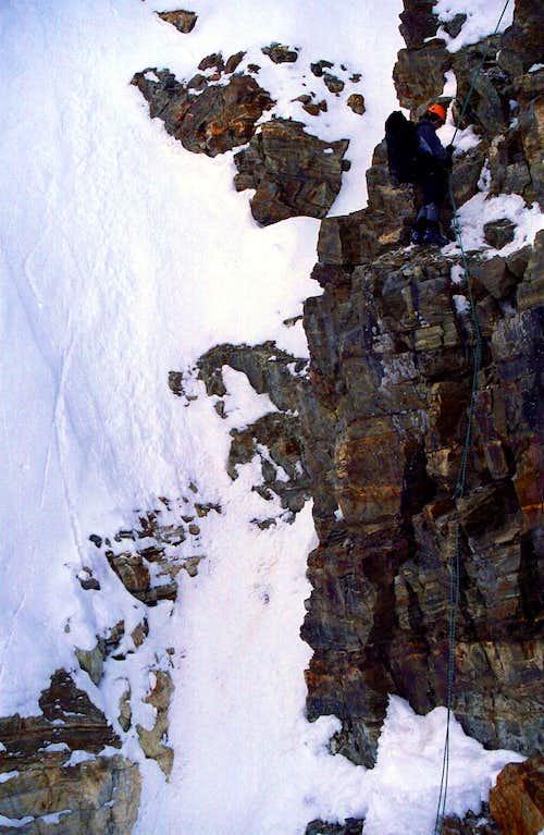 Matterhorn Winter 11h Descent