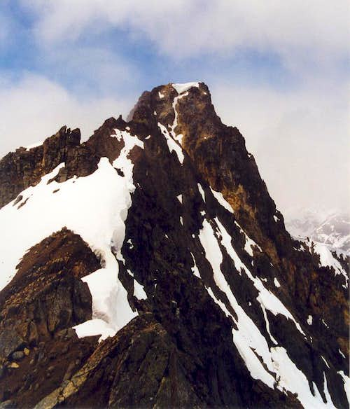This is the Southwest Peak of...
