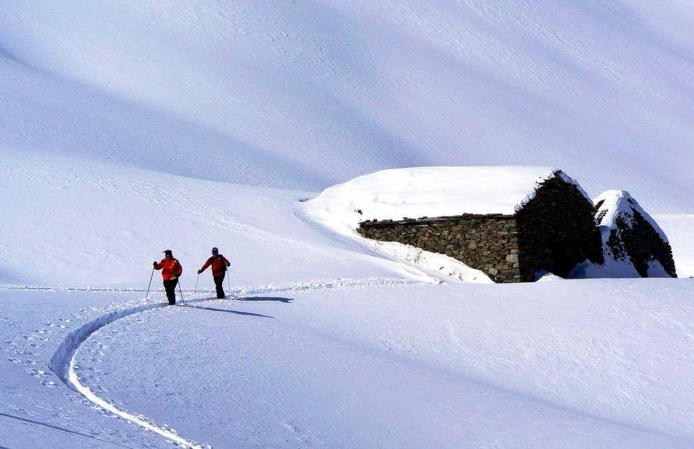 Ski mountaineering in Aosta Valley