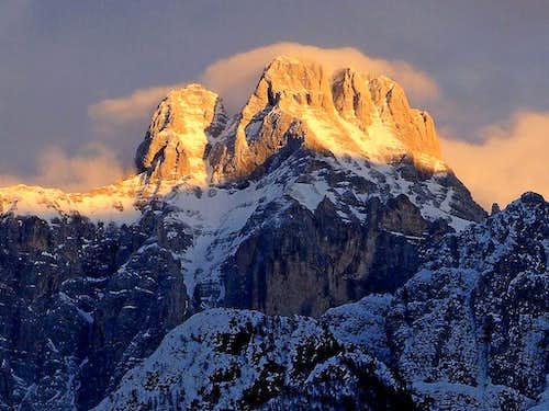Famous Julian Alps Views