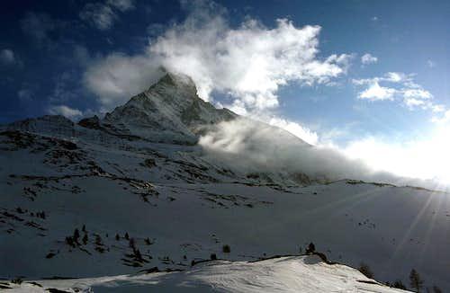 Matterhorn Winter North Face