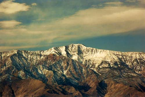 Telescope Peak from Dante\'s View