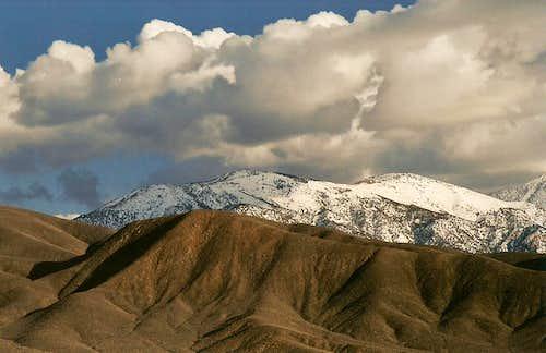 Bennett and Rogers Peaks