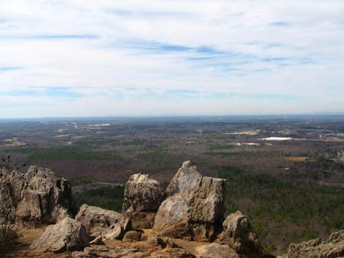 View of Kings Mountain