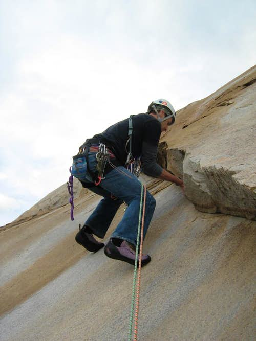 Rocking the undercling