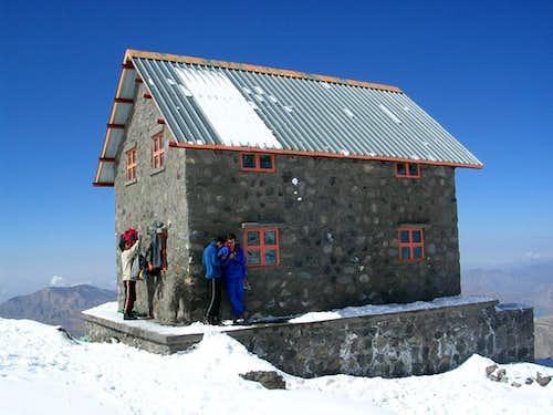 Simorgh hut