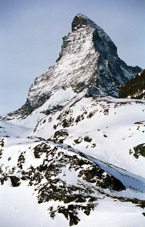 Matterhorn Winter Classic View
