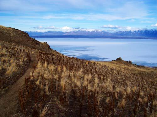 Frary Peak Trail