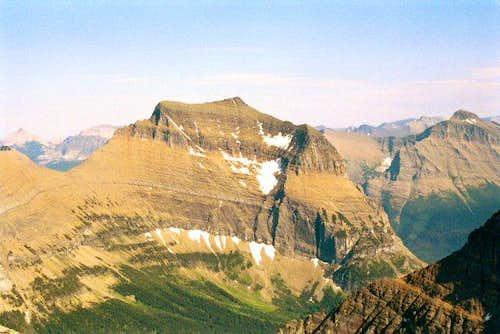 Glacier National Park - 9,000'+ Summit List