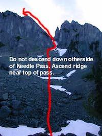 Needle Pass ( August 31)