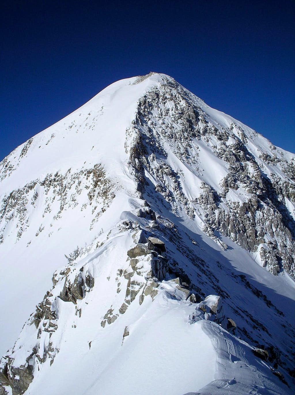 The Ridge and Peak