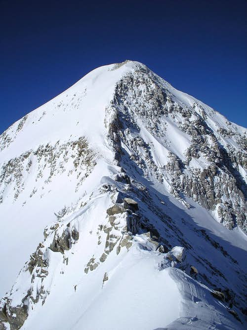 The Ridge and Peak