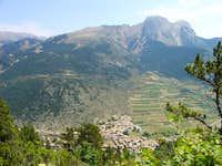 Pedraforca from: La Roca...