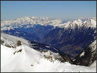 Rameterspitz north panorama