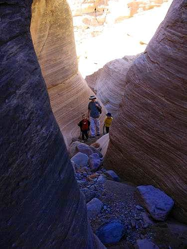 Hatch Canyon