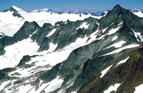 Eldorado Peak and Forbidden...