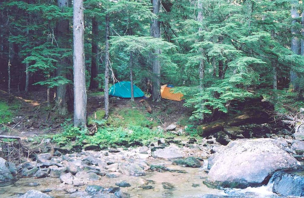 Long Canyon Camp