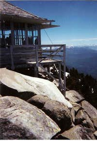 Mount Pilchuck Hike, June 2000