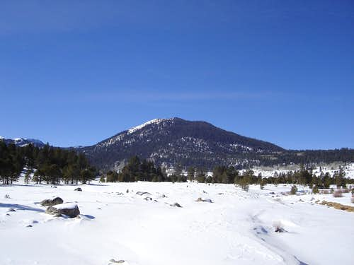 Waterhouse Peak