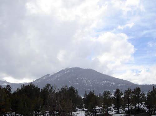 Waterhouse Peak