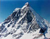 Matterhorn from Furggen....