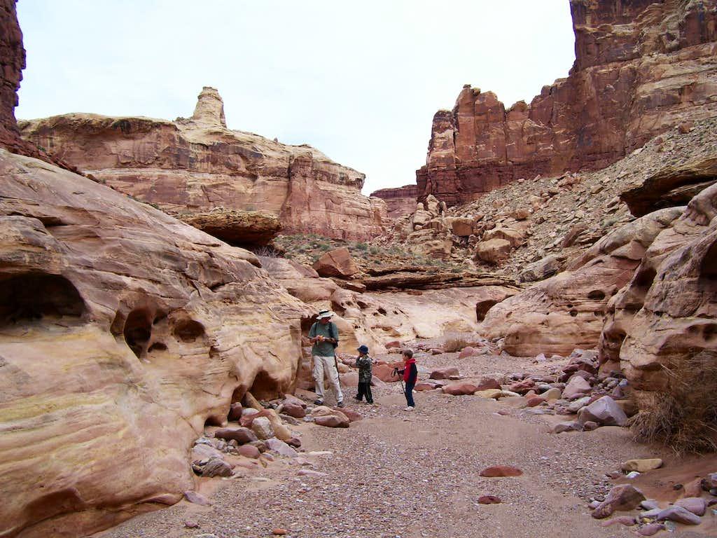 Hatch Canyon