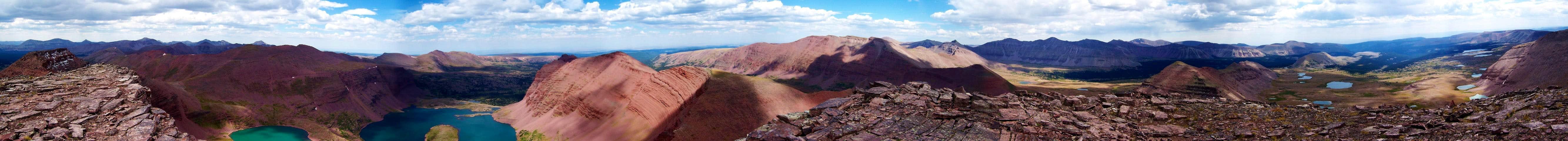 Wilson Peak Climbing Hiking Mountaineering Summitpost