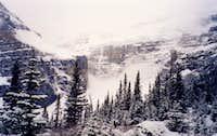 Seven Glaciers - Banff