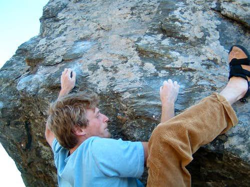 Sonoma County Bouldering