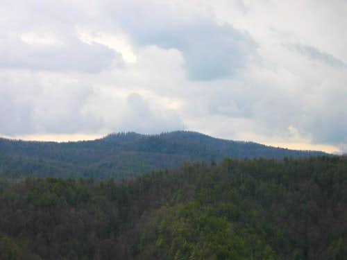 The South Mountains (North Carolina)
