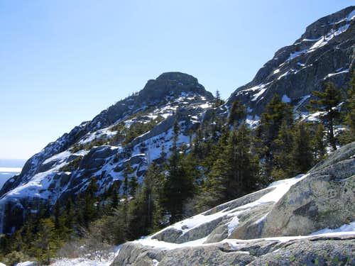 Eastern Slopes of Chocorua