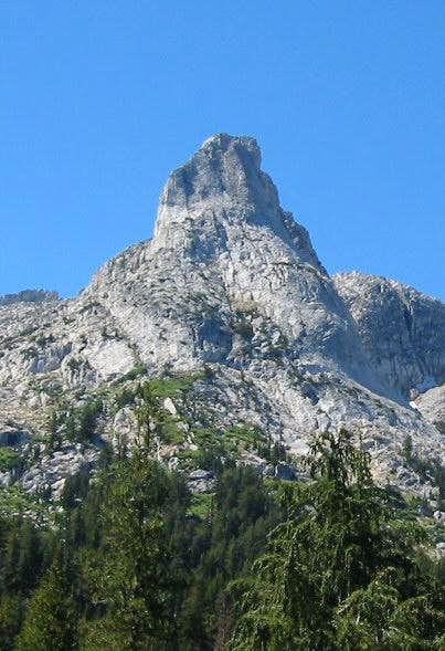 This is not Tower Peak from...