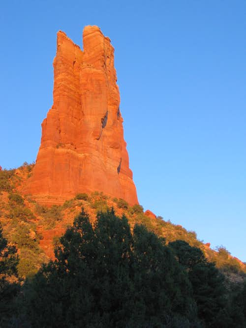 Oak Creek Spire
