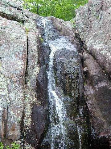 Mina Sauk Falls.