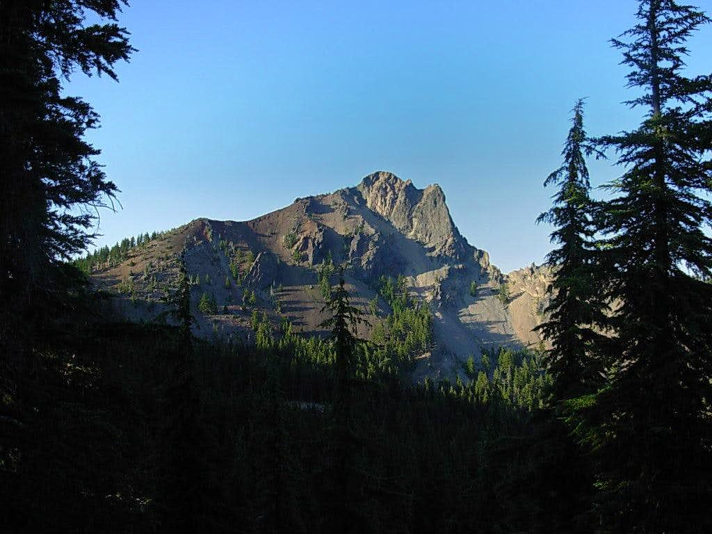 Cowhorn Mountain