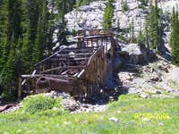Mining Building near Boulder City