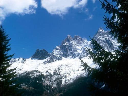 Aiguilles de Chamonix (Grands...