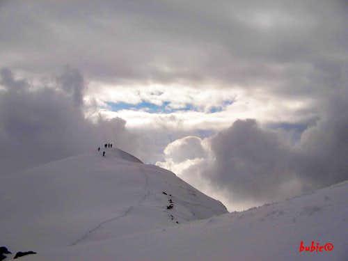View from Drstva peak
