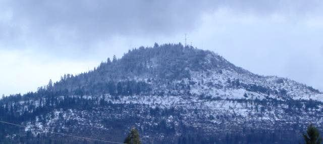 Roxy Ann Peak