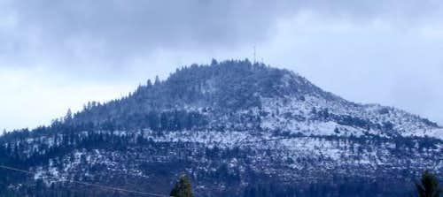 Winter Ascent