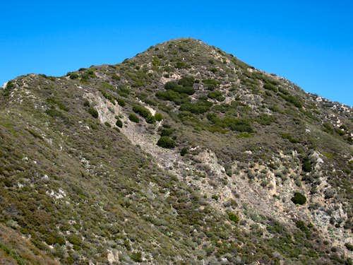 Rattlesnake Peak En Masse