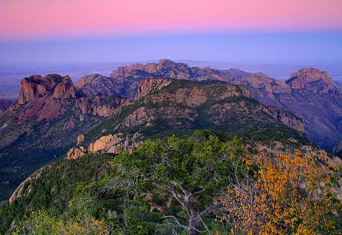 Northeast Chisos
