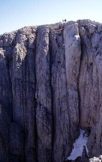 The South Peak of Pedraforca...