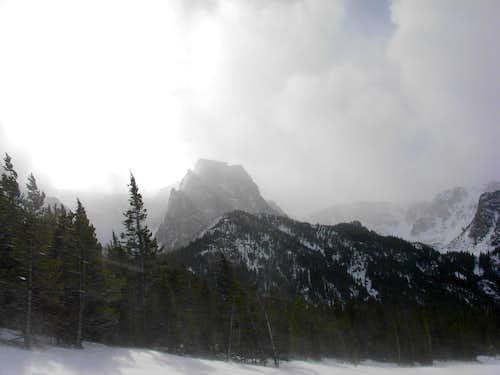 Winter Attempt of Granite Peak, MT