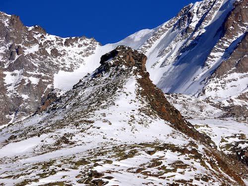 La Testa di Moncorvè (2864 m)