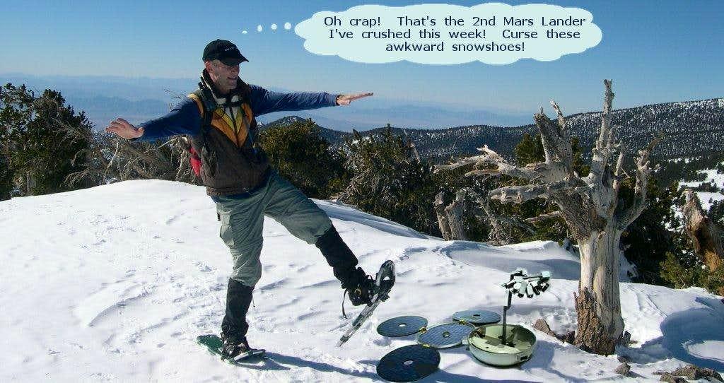 Fate of Beagle Lander