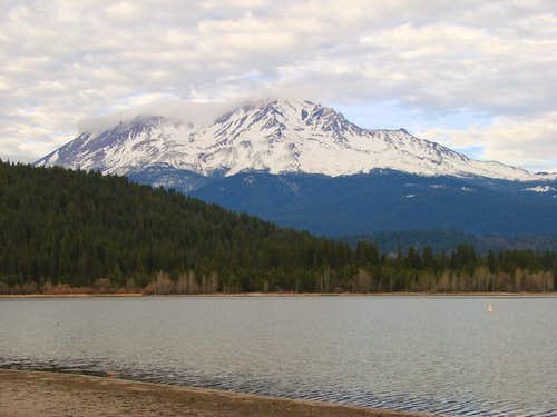 Shasta from Siskiyou