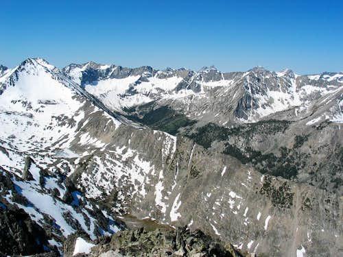 Fall Creek Basin